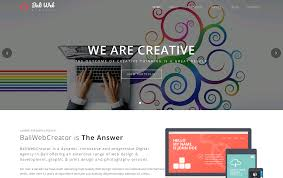 Best High Tech Website Designs Bali Web Design Website Has A Great Web Design Best Web