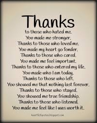 Heartfelt Quotes My Special Thanks Heartfelt Love And Life Quotes 14