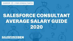 sforce consultant average salary