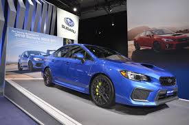2018 Subaru WRX And WRX STI Look The Same But Are More Capable