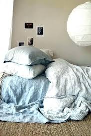 flax linen duvet cover best ideas on natural bed inside king ikea c