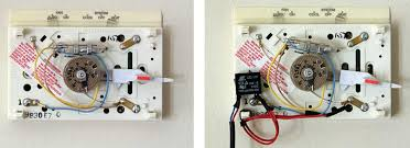 the diy smart thermostat ieee spectrum standard and relay added thermostats