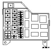 volvo v40 fuse box diagram volvo wiring diagrams online