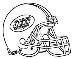 Nfl Helmet Coloring Pages Helmet Coloring Pages Nfl Football Helmet
