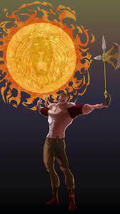 Escanor, Cruel Sun, [Nanatsu no Taizai ...