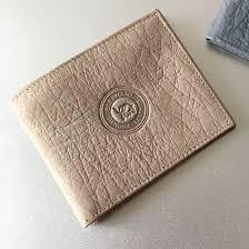 bn genuine elephant leather wallet men s fashion bags wallets wallets on carou