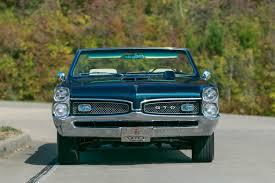 1967 Pontiac GTO   Fast Lane Classic Cars