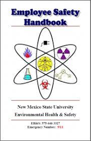 Employee Safty Employee Safety Handbook Environmental Health Safety Risk