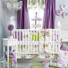 alluring purple nursery bedding 35 beauty and teal baby