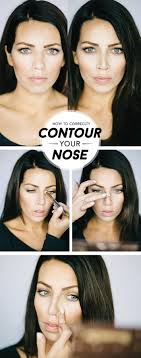 tip tuesday nose contouring