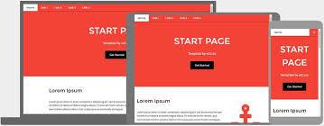Css Website Templates Best Responsive Web Design Templates