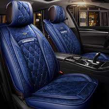 winter plush car seat cover cushion for toyota camry corolla rav4 civic highlander land cruiser prius verso car pad prsg9