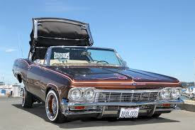 1965 Chevrolet Impala SS Convertible Lowrider - Rides Magazine