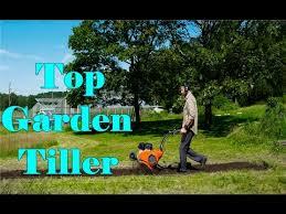 best garden tiller. top 5 best garden tiller 2017
