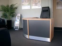 compact office. A Flex Compact Reception Desks Looks Far More Attractive Than An \ Office