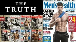 Male Fitness Model Workout And Diet Plan Mens Health Cover Model