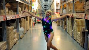 sia chandelier holiday version