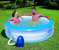 above ground inflatable pool.  Above Round Inflatable Pool For Above Ground