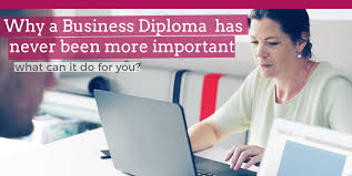 why having a business diploma has never been more important  studying the diploma of business will lead to many career opportunities from a retail manager through