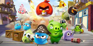 Netflix Announces New Angry Birds Animated Series
