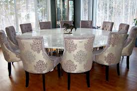 extra large round dining room tables photo 3