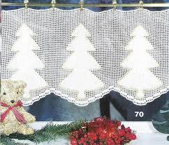 Free Crochet Curtain Patterns Custom Ideas