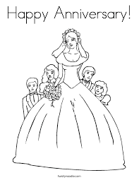 happy anniversary coloring pages. Beautiful Happy For Happy Anniversary Coloring Pages