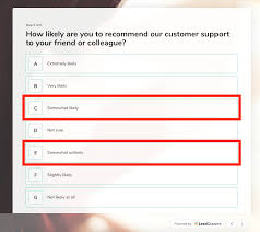 Likert Scale How To Make Your Own Survey Free Examples