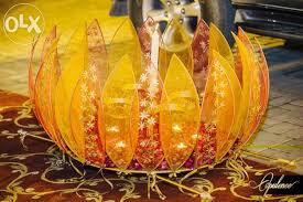 Mehndi Tray Decoration Thaal Decoration 54
