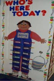 Whos Here Today Chart Whos Here Today First Grade Classroom Classroom First
