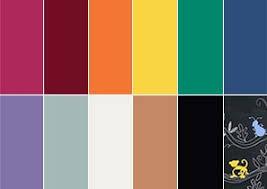Colour Personality Resene Colour Choices Booklet
