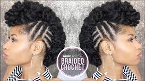Crowshade Hair Style how to side braided crochet updo youtube 7942 by wearticles.com