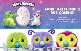 Hatchimals Chart Hot More Hatchimals Are Coming 11 29