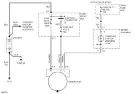 isuzu rodeo automechanic 2002 isuzu rodeo charging system wiring diagram