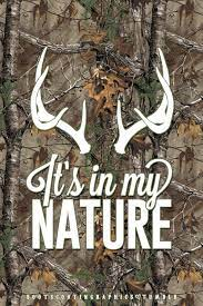 Camo Hunting and Pink Background (Page ...