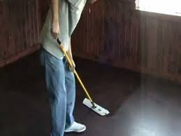 springs clean n seal stripping waxing concrete flooring part 8