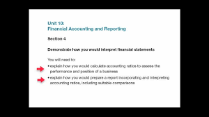 unit financial accounting and reporting mov  unit 10 financial accounting and reporting mov