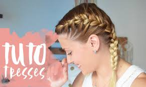 Tuto Coiffure Boxebraids Tresses Africaines Coll Es Youtube