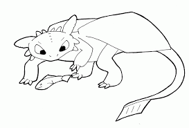 Small Picture Toothless Dragon Coloring Pages High Quality Coloring Pages