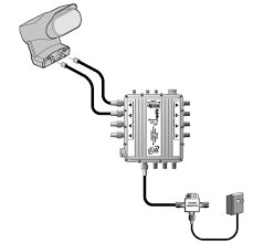 wiring diagram for quad lnb wiring image wiring installation questions see links in post 1 page 126 on wiring diagram for quad lnb