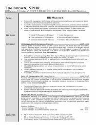 resume samples sample recruiter resume