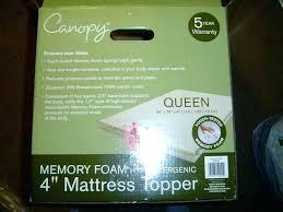 memory foam mattress topper walmart. Memory Foam Mattress Topper Walmart Bed Okay Back To The  . T