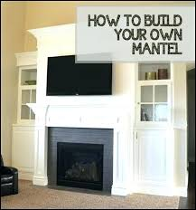 how to build a fireplace hearth best 25 fireplace surround kit ideas on antique inside