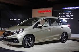 new car launches in july 2014 in indiaHonda Launches MPV Mobilio In India Photos and Images  Getty Images