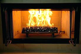 fireplace rocks home depot fire gas fireplace rocks home depot