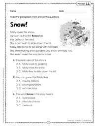 Printable 2nd Grade Reading Worksheets. Reading ...