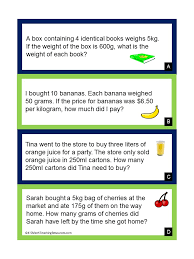 4.MD.1 FREE 4th Grade Measurement Conversion Word Problems + lots ...