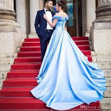 discount elegant sky blue afghan garden wedding dress 2017 new off
