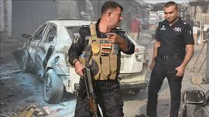 Security Forces Clash With Iraqs Hezbollah In Baghdad