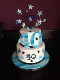 40th Birthday Cake For A Man My Cakes Andrias Cakes Scarborough